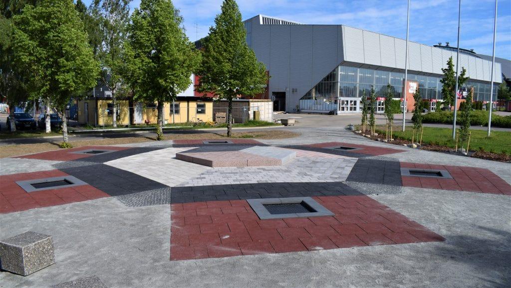 Trampoliinipuisto Joensuu